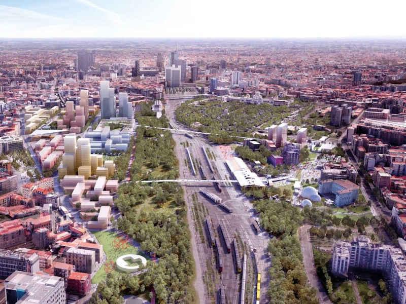 Masterplan Scalo Farini - Comune Milano