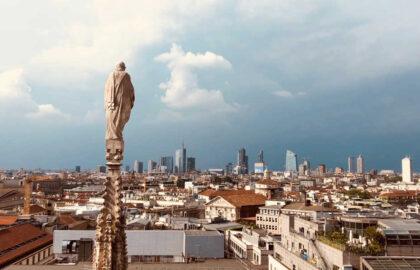 Milano Mercato Immobiliare 2021 © Steffen Wienberg Unsplash